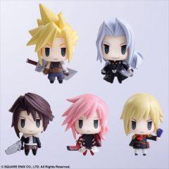 Final Fantasy Trading Arts Mini Vol.1 Set