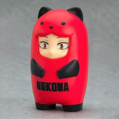 Nendoroid More Haikyuu!! Kigurumi Face Parts Case (Nekoma High)
