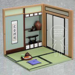 Nendoroid Playset #02 Japanese Life Set B: Guestroom Set