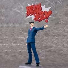 Figma SP-084 Phoenix Wright