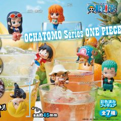 Ochatomo Series ONE PIECE Kaizoku-tachi no Tea Time Set