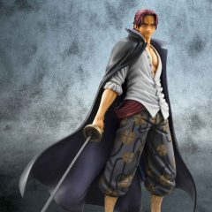 Portrait.Of.Pirates ONE PIECE NEO-DX Red Haired Shanks