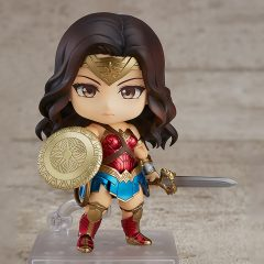 Nendoroid 818 Wonder Woman Hero's Edition