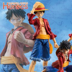 Variable Action Heroes ONE PIECE Monkey D. Luffy