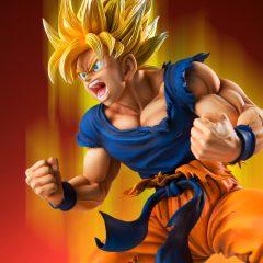 Chozo Art Collection Super Saiyan Son Goku