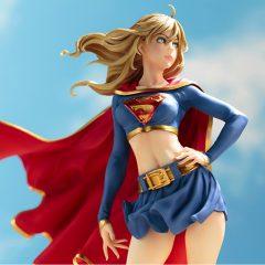 DC COMICS Bishoujo Supergirl Returns