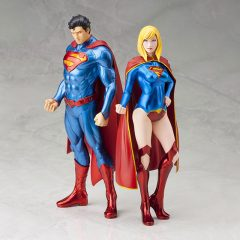 ARTFX+ Superman & Supergirl DC Comics New 52 Edition Set