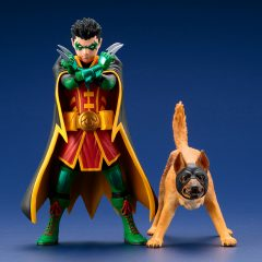 Robin & Bat-Hound 2Pack