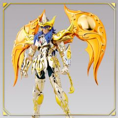 Saint Cloth Myth EX Scorpio Milo (God Cloth)