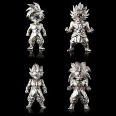 Absolute Chogokin no Katamari Dragon Ball Z Set