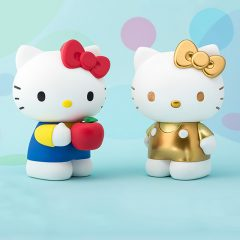 Figuarts ZERO Hello Kitty (Blue & Gold) Set