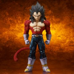 Gigantic Series Super Saiyan 4 Vegeta