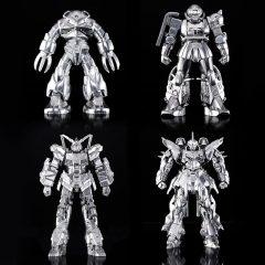 Absolute Chogokin no Katamari Mobile Suit Gundam Unicorn Set