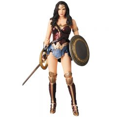 "MAFEX No.060 MAFEX WONDER WOMAN ""JUSTICE LEAGUE"""