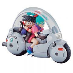 DESKTOP REAL McCOY 06 Son Goku & Bulma