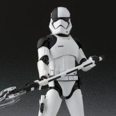 S.H.Figuarts First Order Executioner (The Last Jedi)