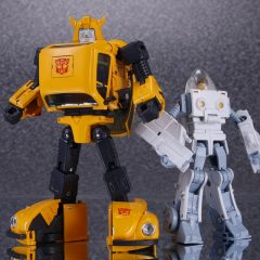 The Transformers Masterpiece MP-21 Bumblebee