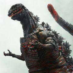 S.H.MonsterArts Godzilla (2016)