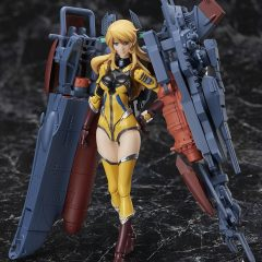 "Armor Girls Project Yamato Armor x Yuki Mori ""Space Battleship Yamato 2202: Warriors of Love"""
