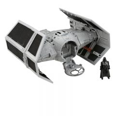 Star Wars Powered by Transformer 01 TIE Advanced x1 w/First Press Bonus