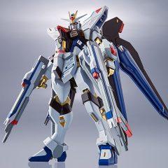 METAL Robot Spirits -SIDE MS- Strike Freedom Gundam