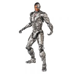 "MAFEX No.063 MAFEX CYBORG ""JUSTICE LEAGUE"""