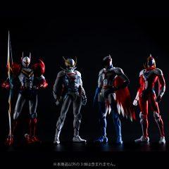 Tatsunoko Heroes Fighting Gear Infini-T Force Set