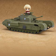 Nendoroid Type Churchill Mk.VII