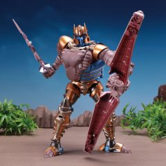 The Transformers Masterpiece MP-41 Dinobot (Beast Wars)