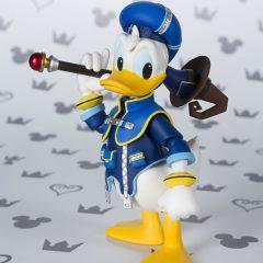 S.H.Figuarts Donald (Kingdom Hearts II)