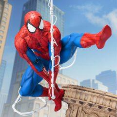 ARTFX Spider-Man Web Springer
