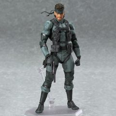 Figma 243 Solid Snake MGS2 ver.