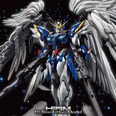 High Resolution Model 1/100 Wing Gundam Zero EW