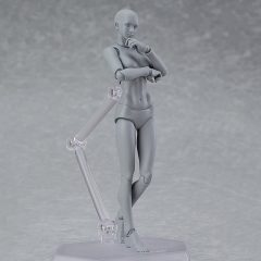 Figma 03 archetype next:she gray color ver.