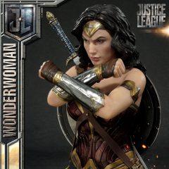 Premium Bust PBDC-03 Justice League: WonderWoman 1/3 Bust
