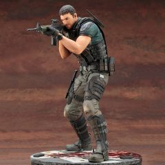 ARTFX Chris Redfield