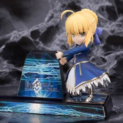 Smartphone Stand Bishoujo Character Collection No.17 Saber/Altria Pendragon