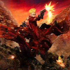 Trigun Vash 20th Anniversary Edition