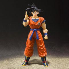 S.H.Figuarts Son Goku -Saiyan Grown on Earth-