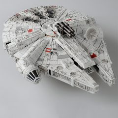 Star Wars / Transformer 02 Millennium Falcon