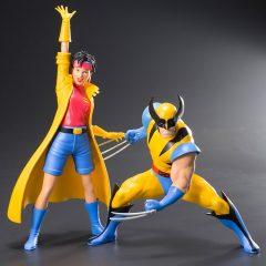 ARTFX+ Wolverine & Jubilee 2Pack