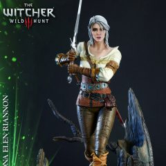 Premium Masterline The Witcher 3 PMW3-03 Ciri of Cintra