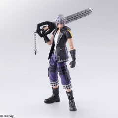 Kingdom Hearts III Bring Arts Riku