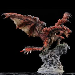 Capcom Figure Builder Creator's Model Fire Wyvern Rathalos Fukkoku Edition