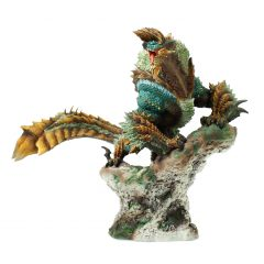 Capcom Figure Builder Creator's Model Thunder Wolf Wyvern Zinogre Fukkoku Edition