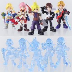 Dissidia Final Fantasy Opera Omnia Trading Arts 10Pack