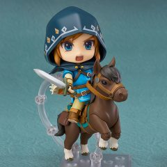 Nendoroid 733-DX Link Breath of the Wild Ver. DX Edition