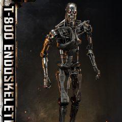 High Definition Museum Masterline The Terminator (Film) HDMMT1-01: T-800 Endoskeleton