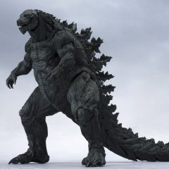 S.H.MonsterArts Godzilla (2017) First Press Limited Edition