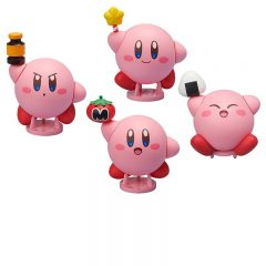 Corocoroid Kirby Collectible Figures 6Pack